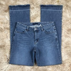 Vintage J.Crew Released Hem Frayed Cuff Jeans